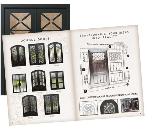 Iron Door Project Brochure Wichita Kansas